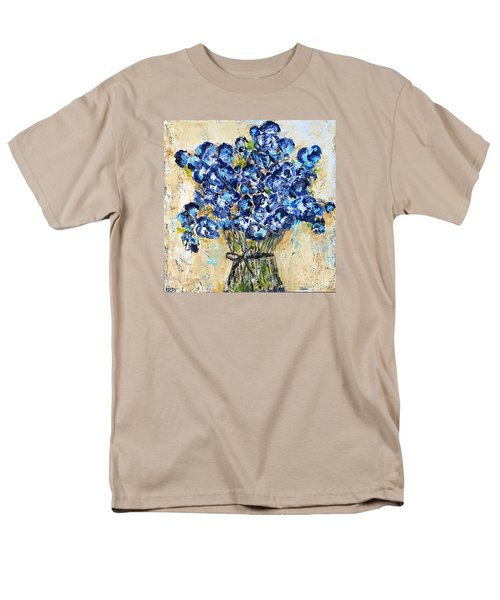 Pocket Full Of Posies Men's T-Shirt  (Regular Fit) by Kirsten Reed