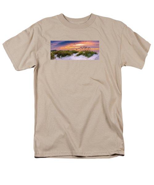 Point Sunrise Men's T-Shirt  (Regular Fit) by David Smith