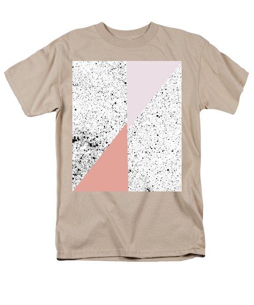 Polka Art Men's T-Shirt  (Regular Fit) by Uma Gokhale