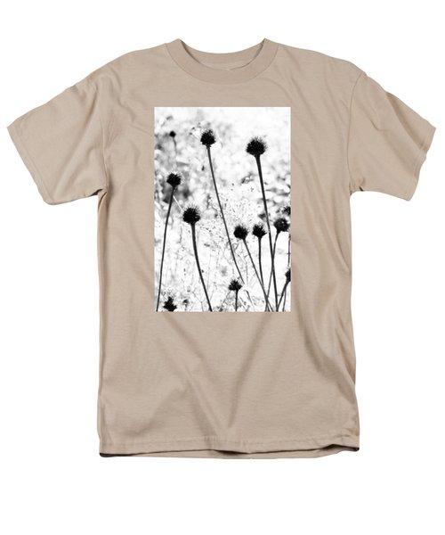 Prickly Buds Men's T-Shirt  (Regular Fit) by Deborah  Crew-Johnson