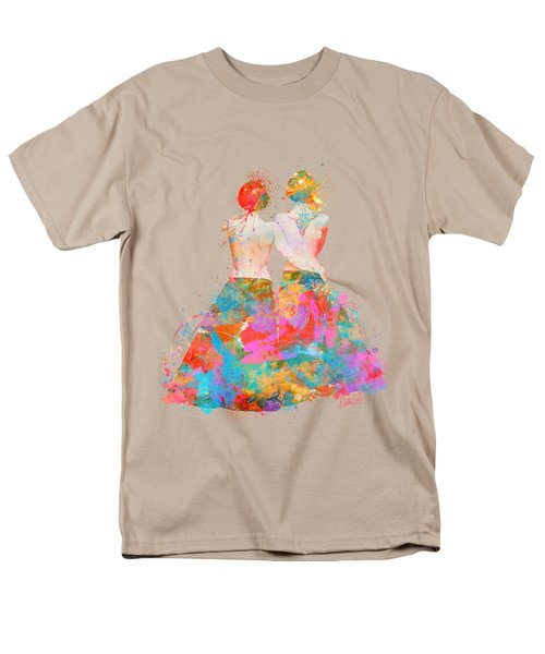 Men's T-Shirt  (Regular Fit) featuring the digital art Pride Not Prejudice by Nikki Marie Smith