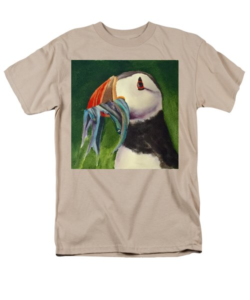 Proud Puffin Men's T-Shirt  (Regular Fit)