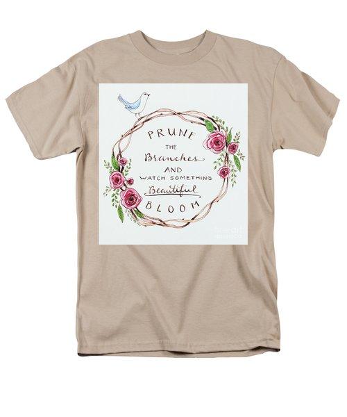 Pruning Men's T-Shirt  (Regular Fit) by Elizabeth Robinette Tyndall