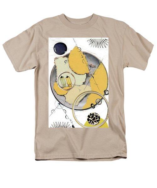 Quantom Physics Men's T-Shirt  (Regular Fit) by Michal Mitak Mahgerefteh
