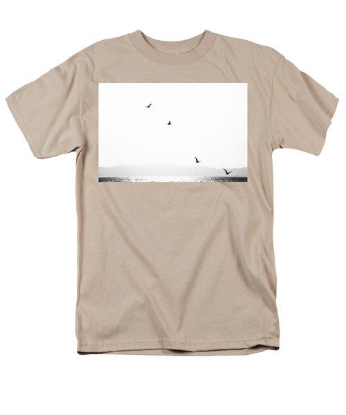 Quartet Men's T-Shirt  (Regular Fit) by Hayato Matsumoto