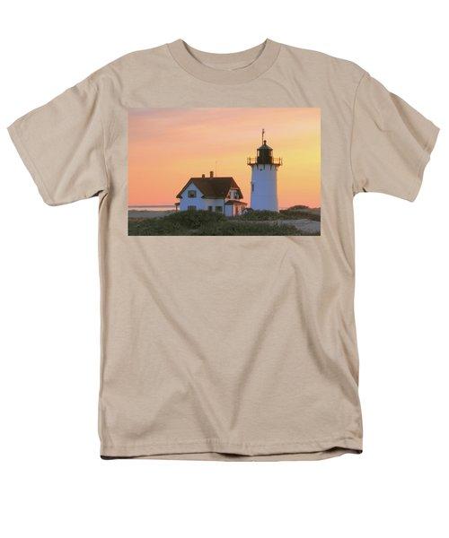 Race Point Light Men's T-Shirt  (Regular Fit) by Roupen  Baker