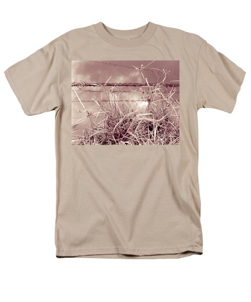 Men's T-Shirt  (Regular Fit) featuring the photograph Reflections 1 by Mukta Gupta