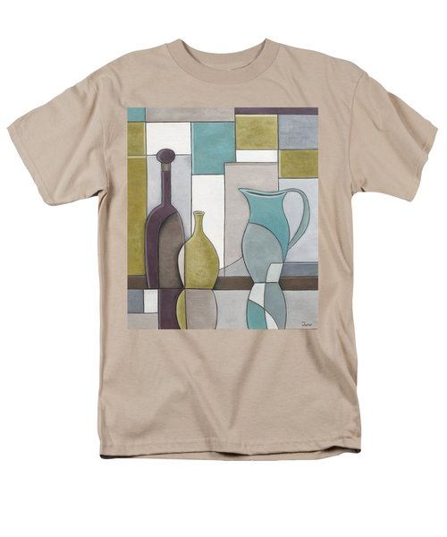 Reflectivity Men's T-Shirt  (Regular Fit) by Trish Toro
