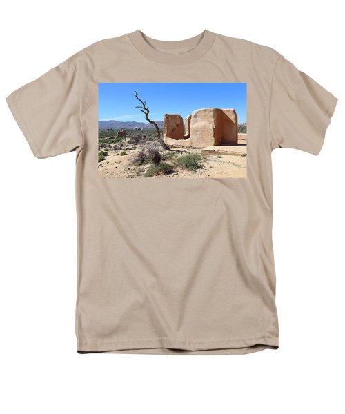 Remain Standing Of Ryan Ranch  Men's T-Shirt  (Regular Fit) by Viktor Savchenko