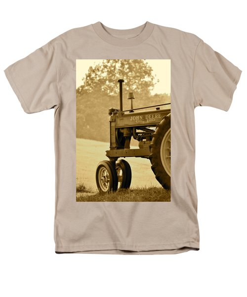 Resting In Sepia Men's T-Shirt  (Regular Fit) by JD Grimes