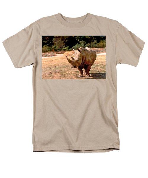Rhino Men's T-Shirt  (Regular Fit)