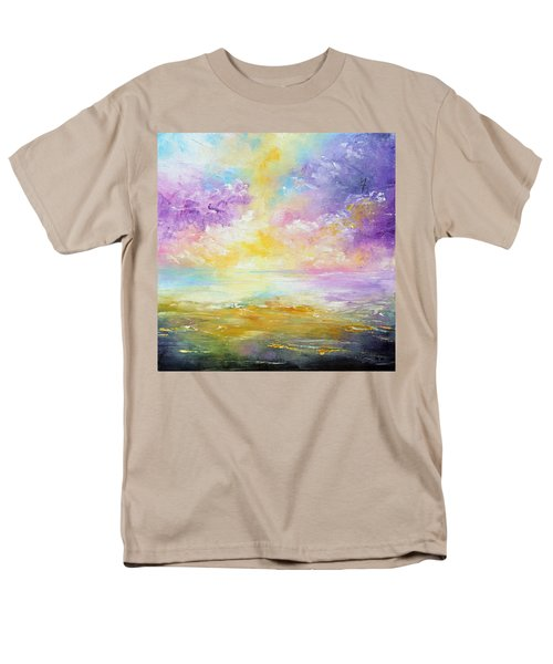 Rising Joy Men's T-Shirt  (Regular Fit) by Meaghan Troup