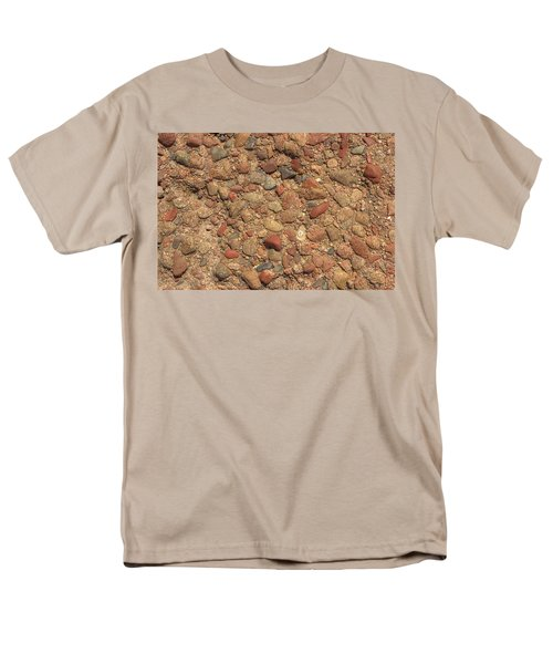 Men's T-Shirt  (Regular Fit) featuring the photograph Rocky Beach 4 by Nicola Nobile