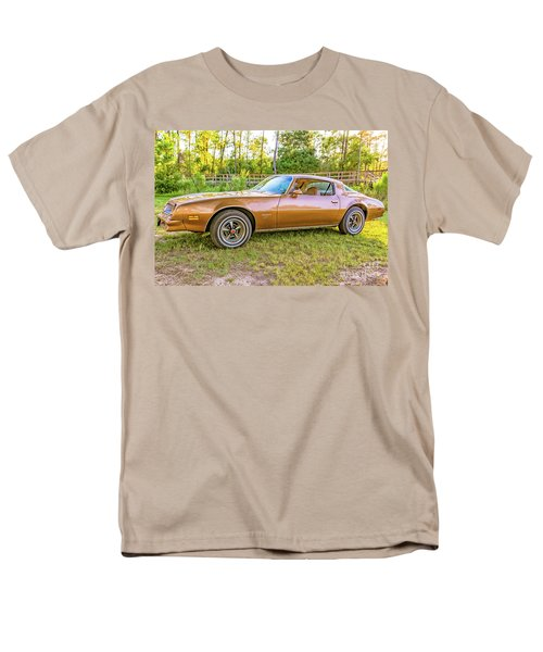 Men's T-Shirt  (Regular Fit) featuring the photograph Rocky Drive by Brian Wright