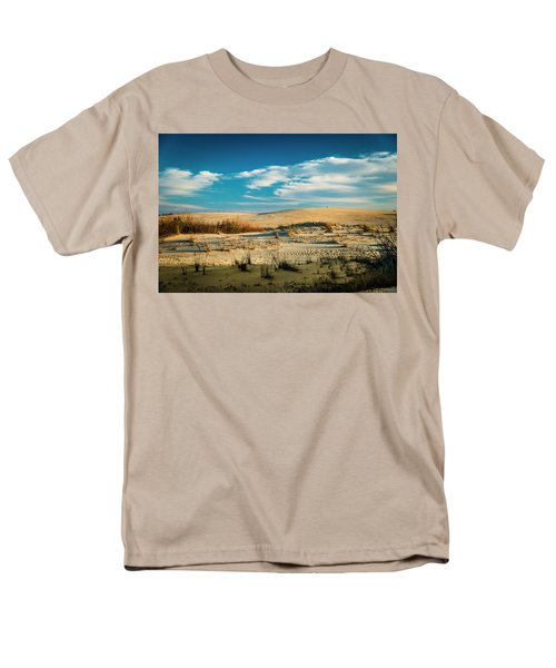 Rolling Sand Dunes Men's T-Shirt  (Regular Fit)