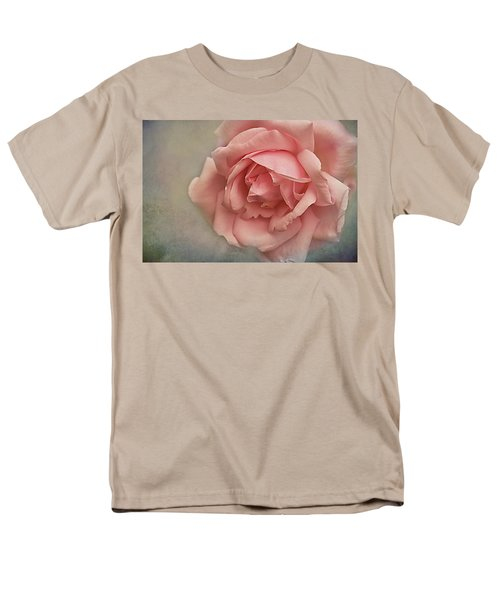 Rose New Dawn Men's T-Shirt  (Regular Fit) by Jacqi Elmslie