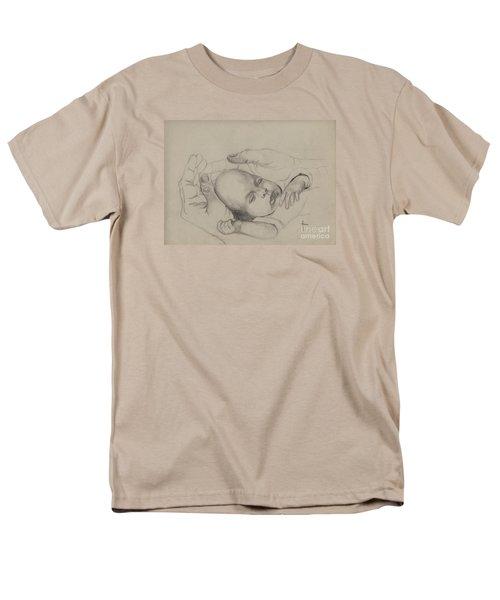 Safe Men's T-Shirt  (Regular Fit)