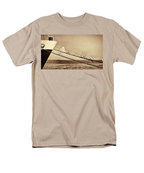 Sailors V2 Men's T-Shirt  (Regular Fit) by Douglas Barnard