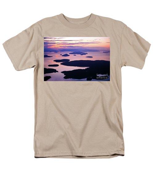 San Juans Tranquility Men's T-Shirt  (Regular Fit) by Mike Reid
