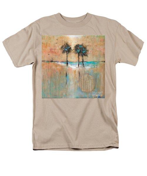 Sb Park Men's T-Shirt  (Regular Fit) by Linda Olsen