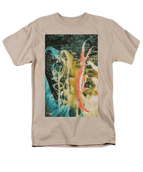 Men's T-Shirt  (Regular Fit) featuring the photograph Seaweed by William Wyckoff