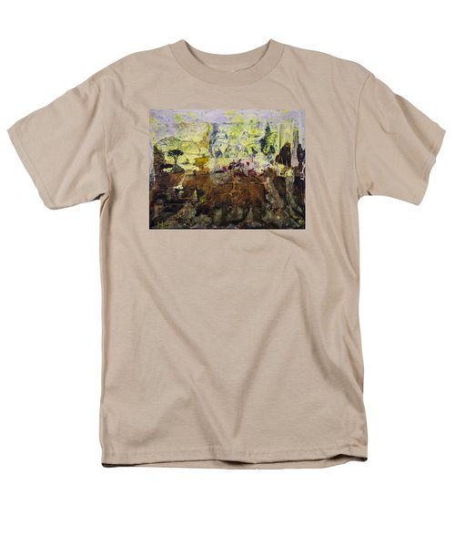 Senegambia Men's T-Shirt  (Regular Fit) by Ron Richard Baviello