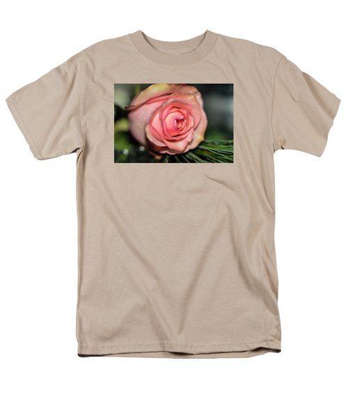 Men's T-Shirt  (Regular Fit) featuring the photograph Sentimentality by Diana Mary Sharpton