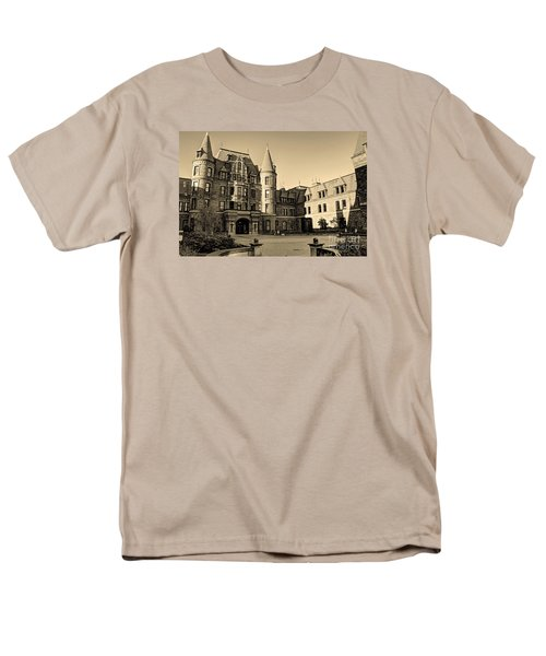 Men's T-Shirt  (Regular Fit) featuring the photograph Sepia High by Chris Anderson