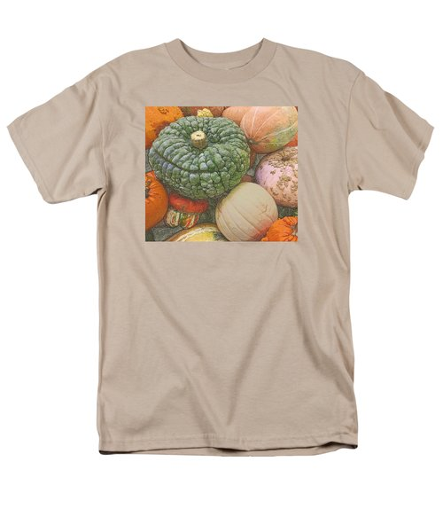 Men's T-Shirt  (Regular Fit) featuring the photograph Shades Of Autumn by Suzy Piatt