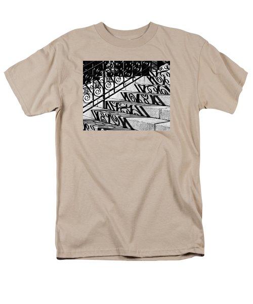 Shadow On The Rotunda Stairs Men's T-Shirt  (Regular Fit)