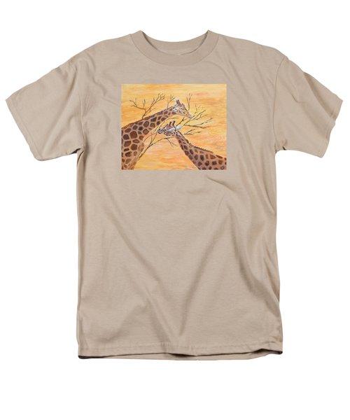 Sharing Men's T-Shirt  (Regular Fit) by Elizabeth Lock