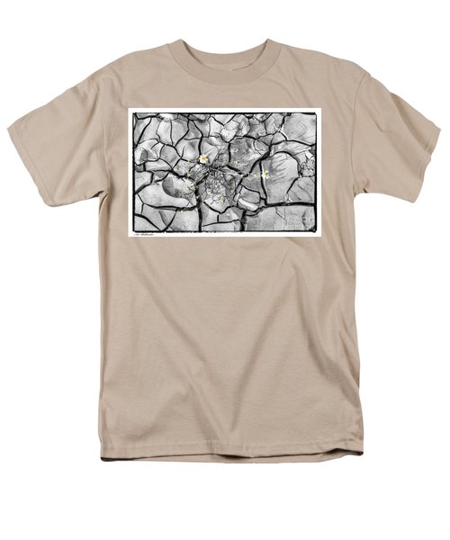 Signs Of Life Men's T-Shirt  (Regular Fit) by Arik Baltinester