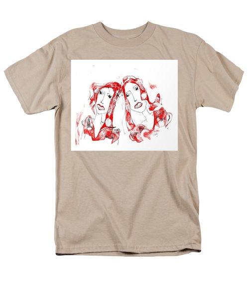 Sisters Men's T-Shirt  (Regular Fit)