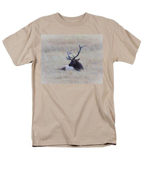 Men's T-Shirt  (Regular Fit) featuring the photograph Sleeping Giant by Steve McKinzie