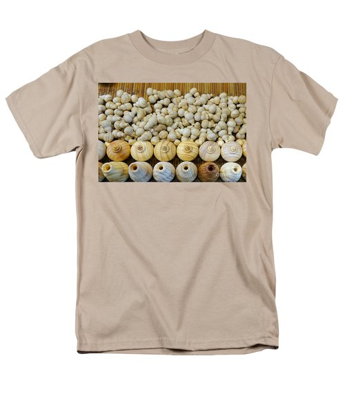 Small Wooden Flasks Men's T-Shirt  (Regular Fit) by Yali Shi