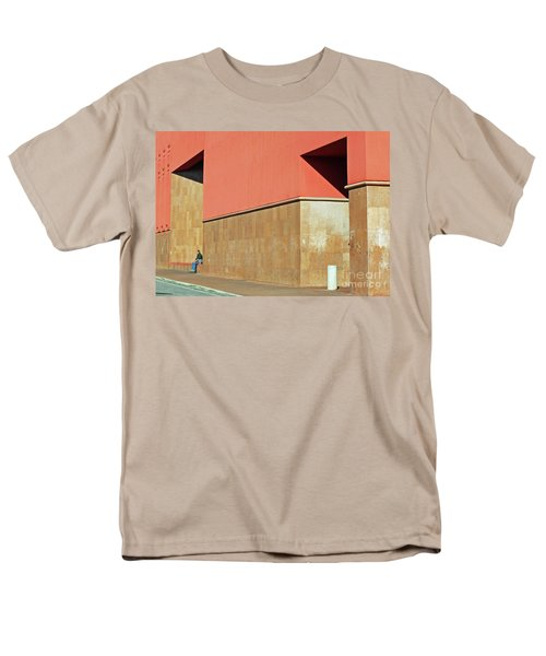 Men's T-Shirt  (Regular Fit) featuring the photograph Small World by Joe Jake Pratt