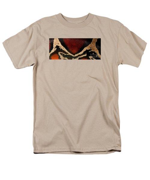 Snake's Scales Men's T-Shirt  (Regular Fit) by KD Johnson