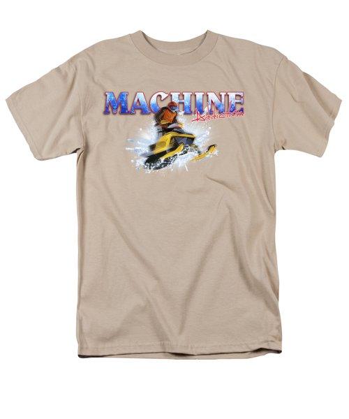 Snow Addiction Men's T-Shirt  (Regular Fit)