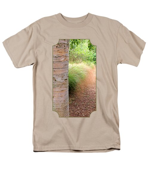 Softness And Strength Men's T-Shirt  (Regular Fit) by Gill Billington