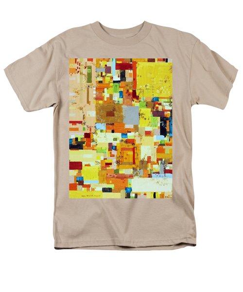 Song Of Solar Fusion Men's T-Shirt  (Regular Fit) by Regina Valluzzi