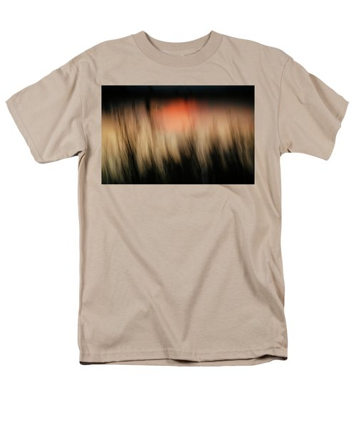 Men's T-Shirt  (Regular Fit) featuring the photograph Southwestern Sunset by Marilyn Hunt