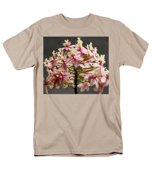 Men's T-Shirt  (Regular Fit) featuring the photograph Spring Flower by Christopher Woods