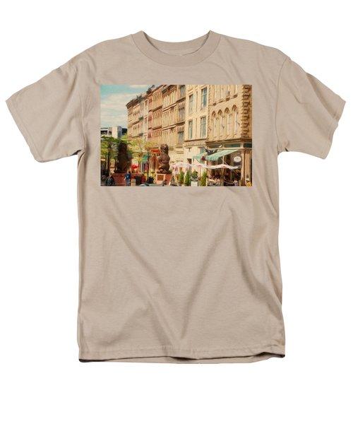 Springtime In Halifax Men's T-Shirt  (Regular Fit) by Jeff Kolker