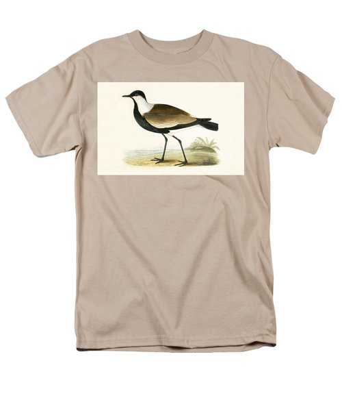Spur Winged Plover Men's T-Shirt  (Regular Fit) by English School