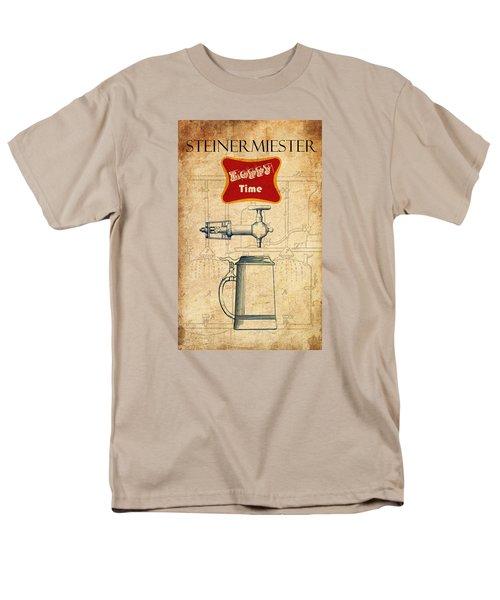 Steinermiester Men's T-Shirt  (Regular Fit)
