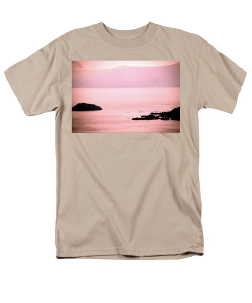 Still The Day Begins Men's T-Shirt  (Regular Fit) by Jez C Self