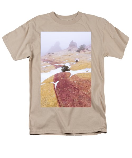 Men's T-Shirt  (Regular Fit) featuring the photograph Stripe by Chad Dutson