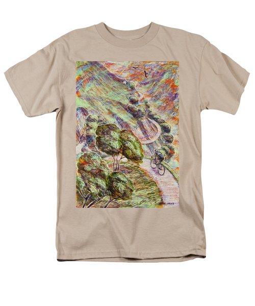 Striving To Sotres 1 Men's T-Shirt  (Regular Fit)