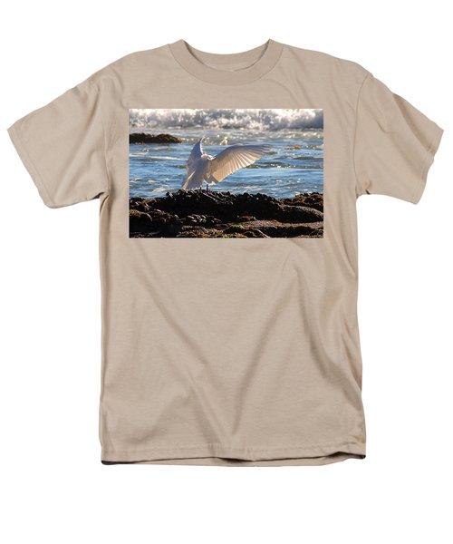 Strut Men's T-Shirt  (Regular Fit) by Clayton Bruster