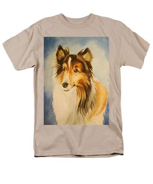 Men's T-Shirt  (Regular Fit) featuring the painting Sugar by Marilyn Jacobson